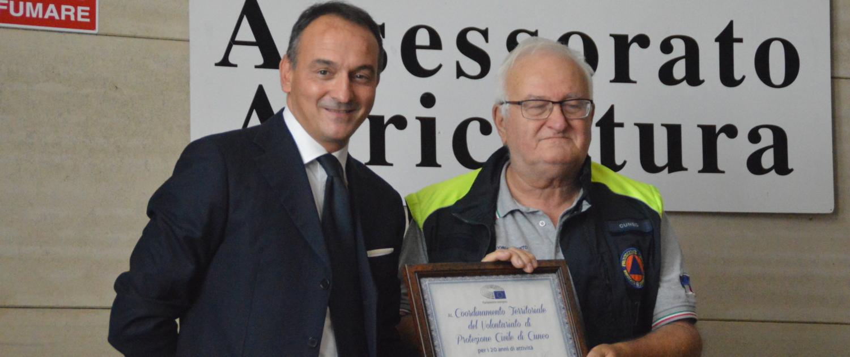 Alberto Cirio e Roberto Gagna