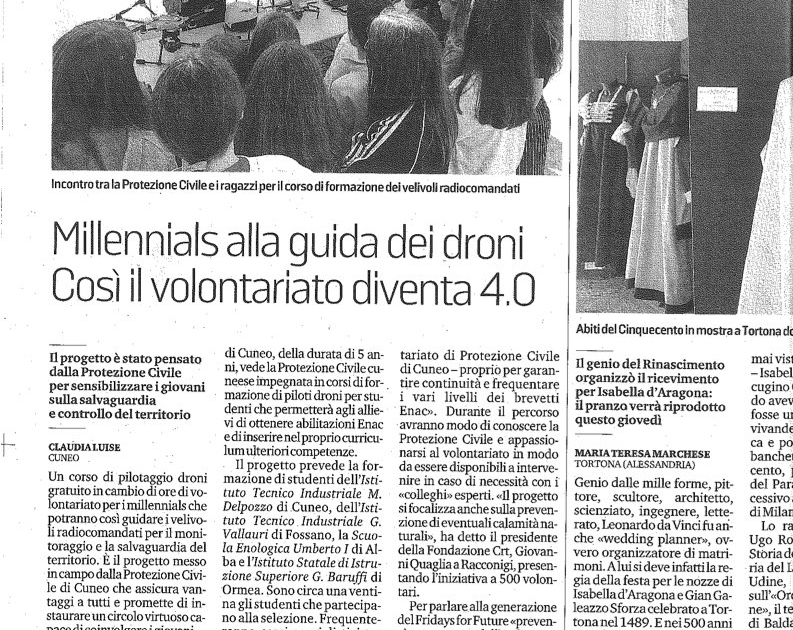 La Stampa - Domenica 6 ottobre 2019